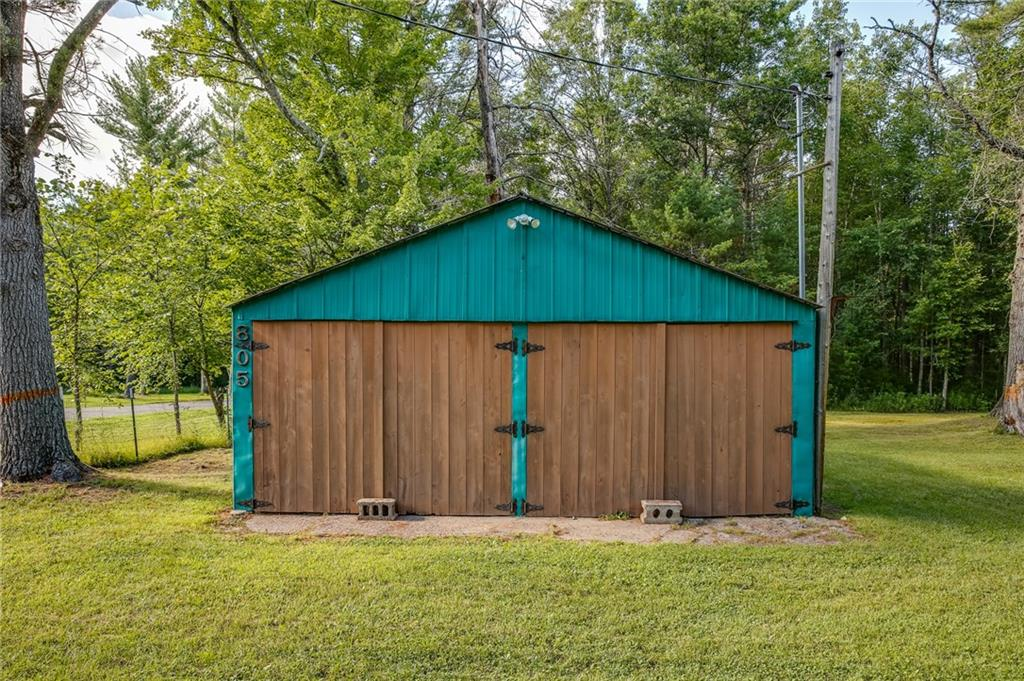 805 N Hayden Street Property Photo - Merrillan, WI real estate listing