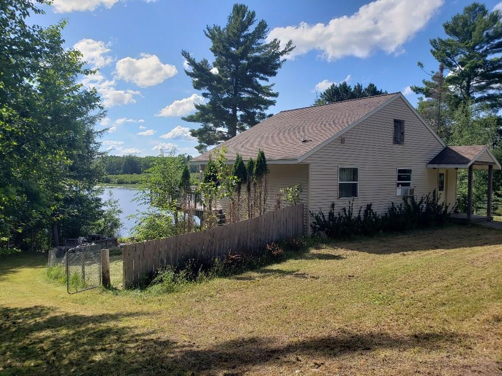 23403 Busch Road Property Photo - Clam Lake, WI real estate listing