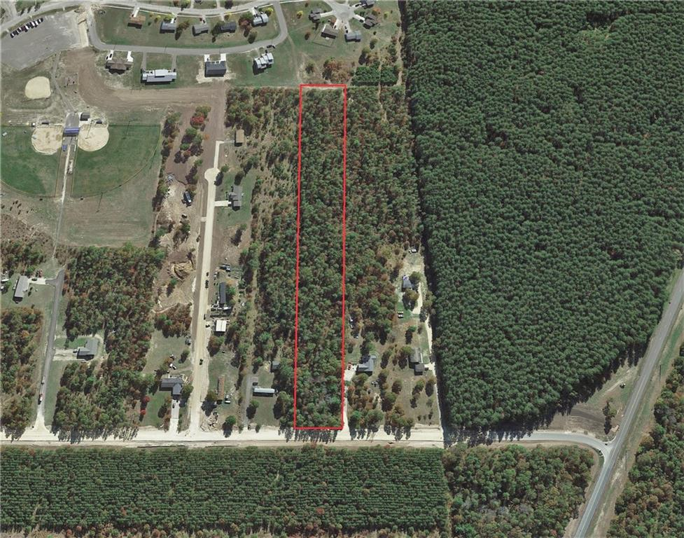 5.09 Acres Sand Pillow Rd. Property Photo