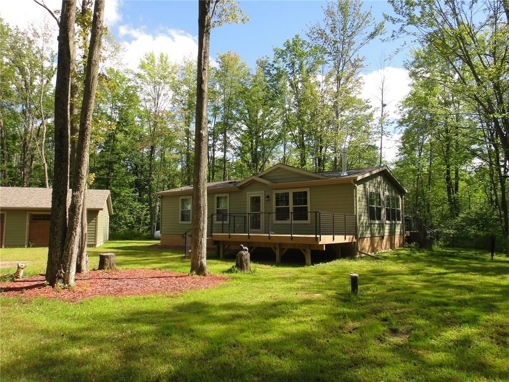 20882 295th Street Property Photo - Cornell, WI real estate listing