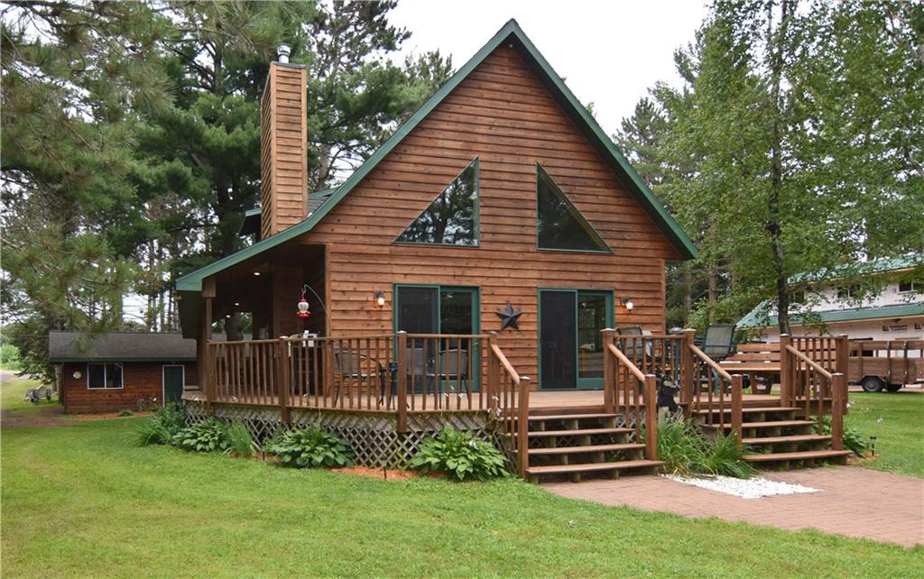 2448 11 3/4 Avenue Property Photo - Cameron, WI real estate listing