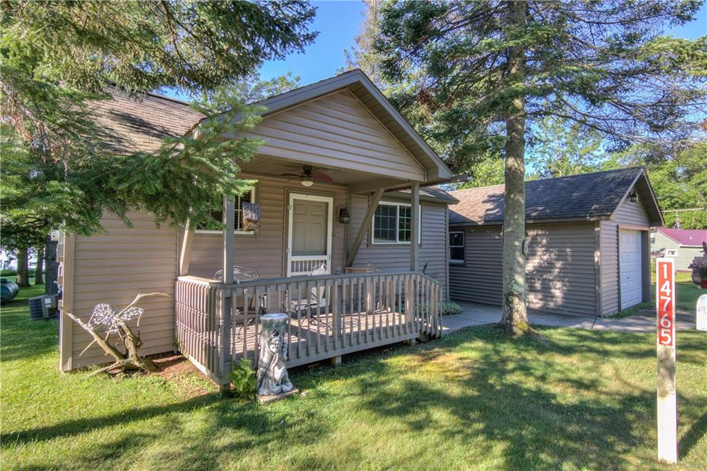 14765 222nd Avenue Property Photo - Bloomer, WI real estate listing