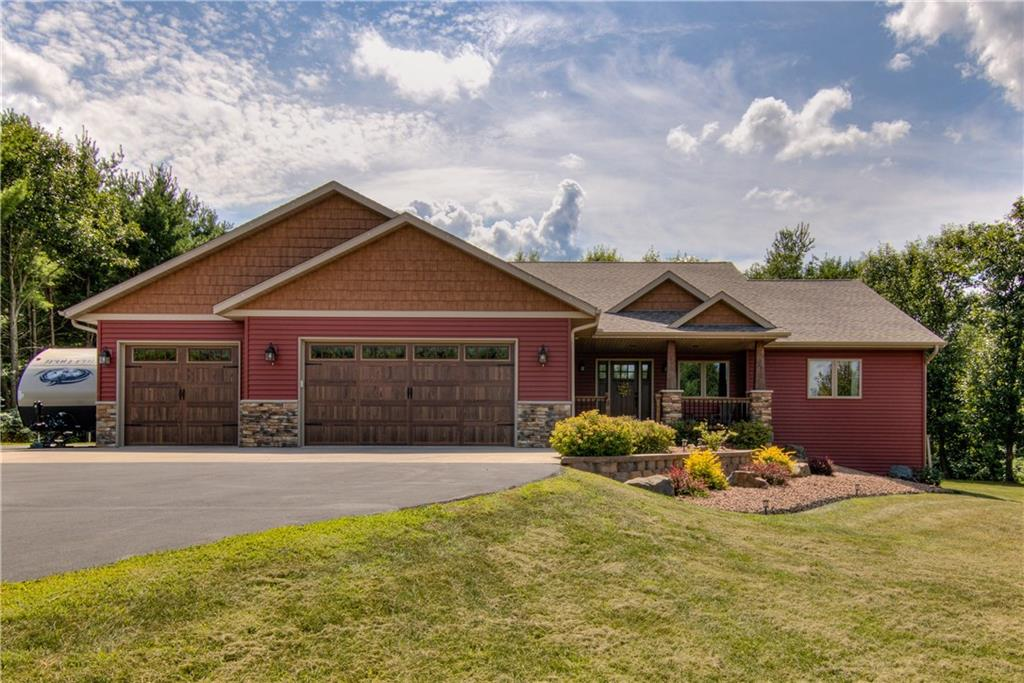 13383 W Golf View Drive Property Photo - Osseo, WI real estate listing