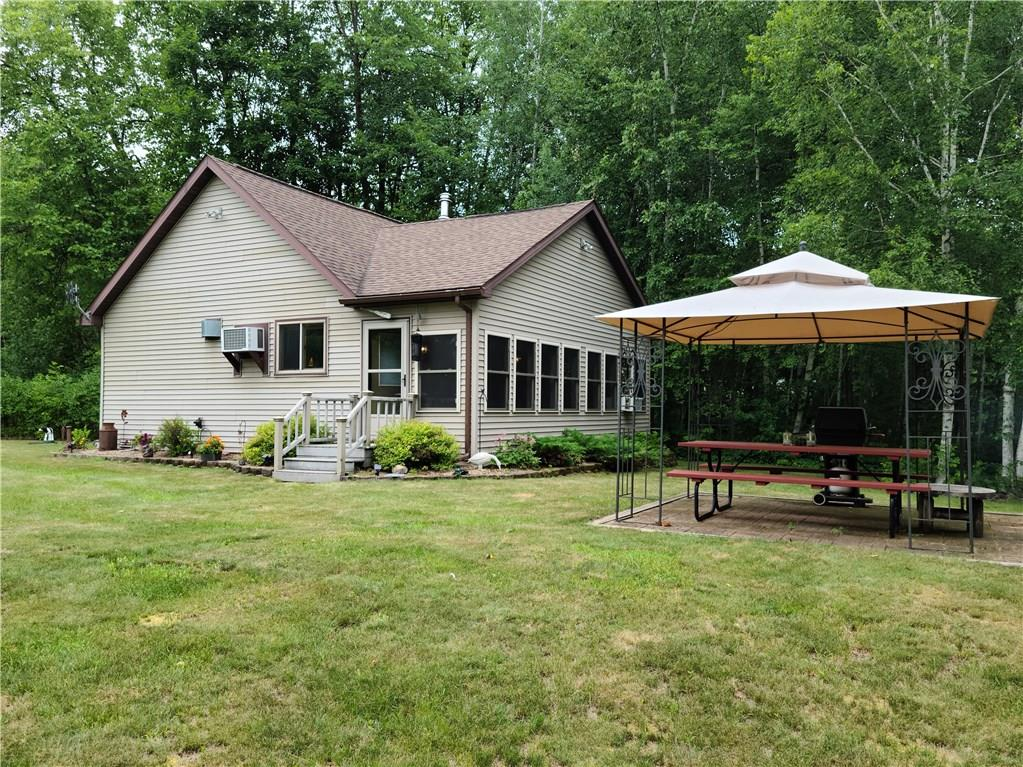 W9966 Birch Circle Drive Property Photo - Bruce, WI real estate listing
