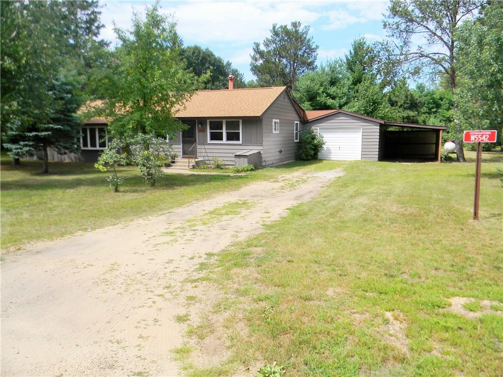 W5542 Buckhorn Drive Property Photo - New Lisbon, WI real estate listing