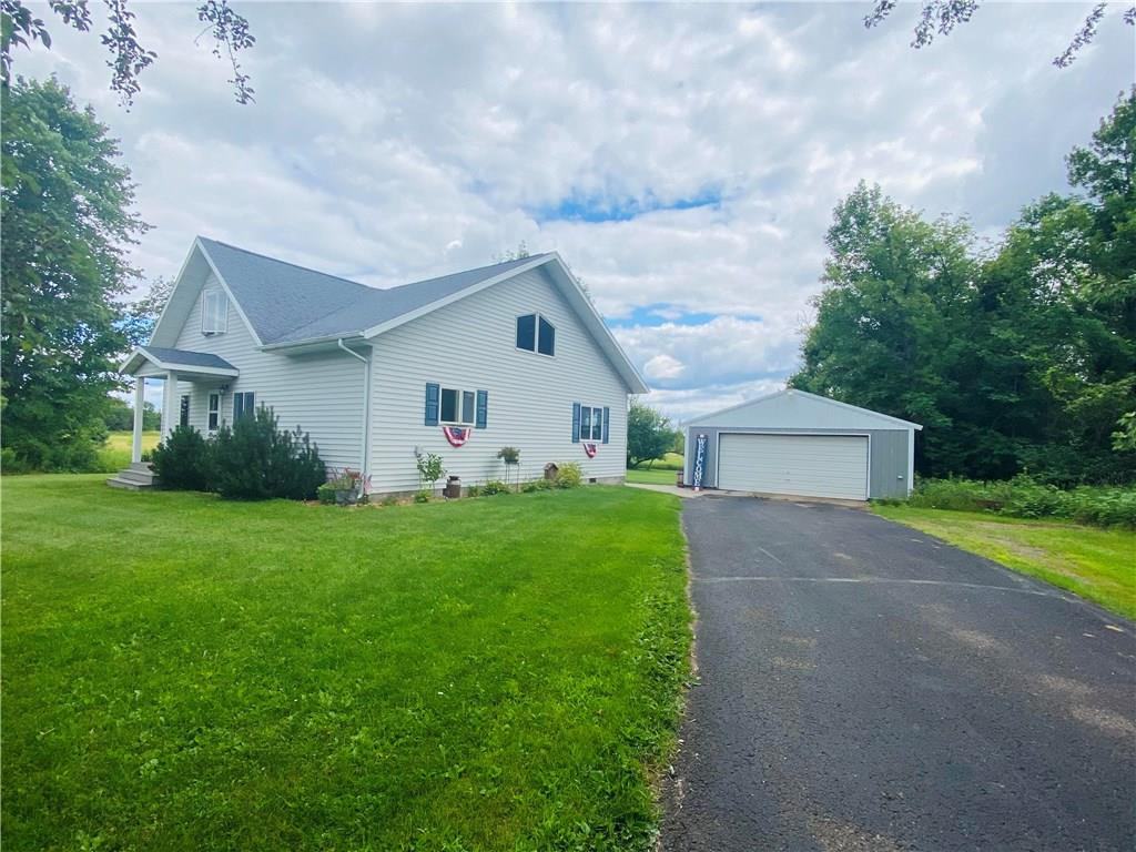 23694 Range Line Road Property Photo - Siren, WI real estate listing