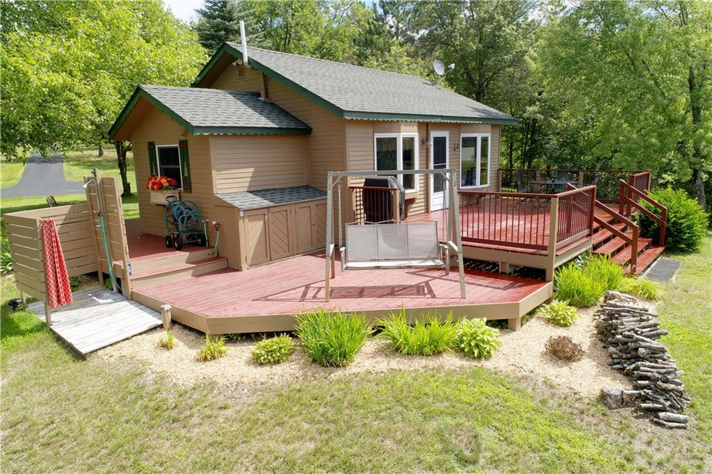 5889 W O'Brien Road Property Photo - Trego, WI real estate listing