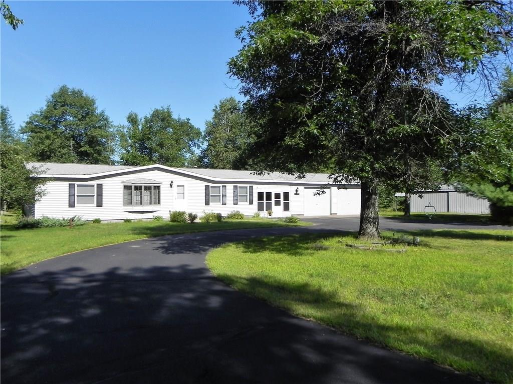 27433 Lee Road Property Photo - Webster, WI real estate listing