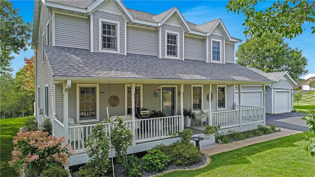 50953 Hilltop Lane Property Photo - Eleva, WI real estate listing