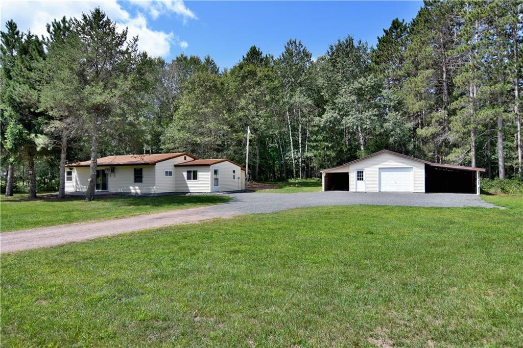 7865 N Hwy K Property Photo - Trego, WI real estate listing