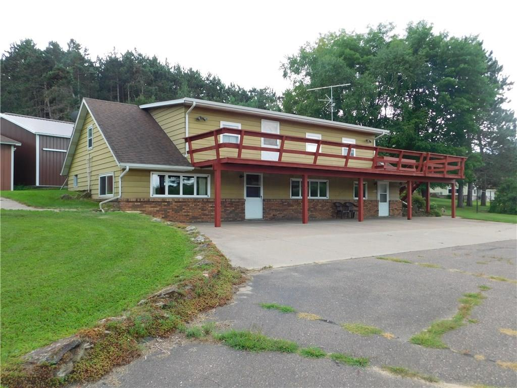 N7311 State Road 40 Property Photo - Colfax, WI real estate listing