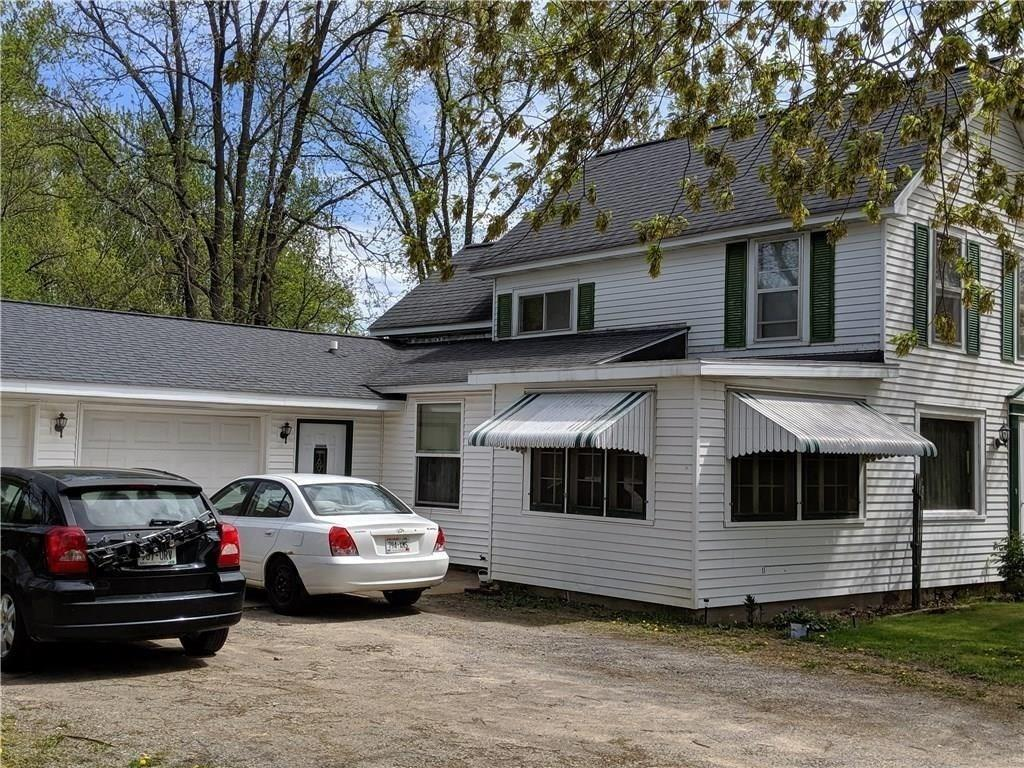 218 E Perkins Street Property Photo - Augusta, WI real estate listing