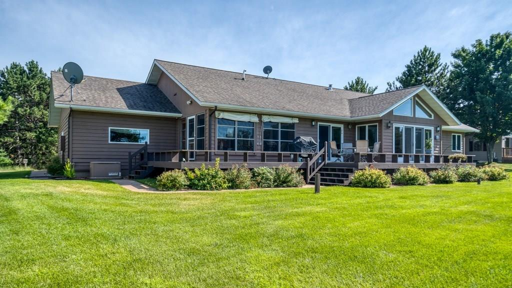 3386 Meadow Green Road Property Photo - Danbury, WI real estate listing