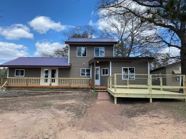 W6899 Old Bass Lake Road Property Photo - Minong, WI real estate listing