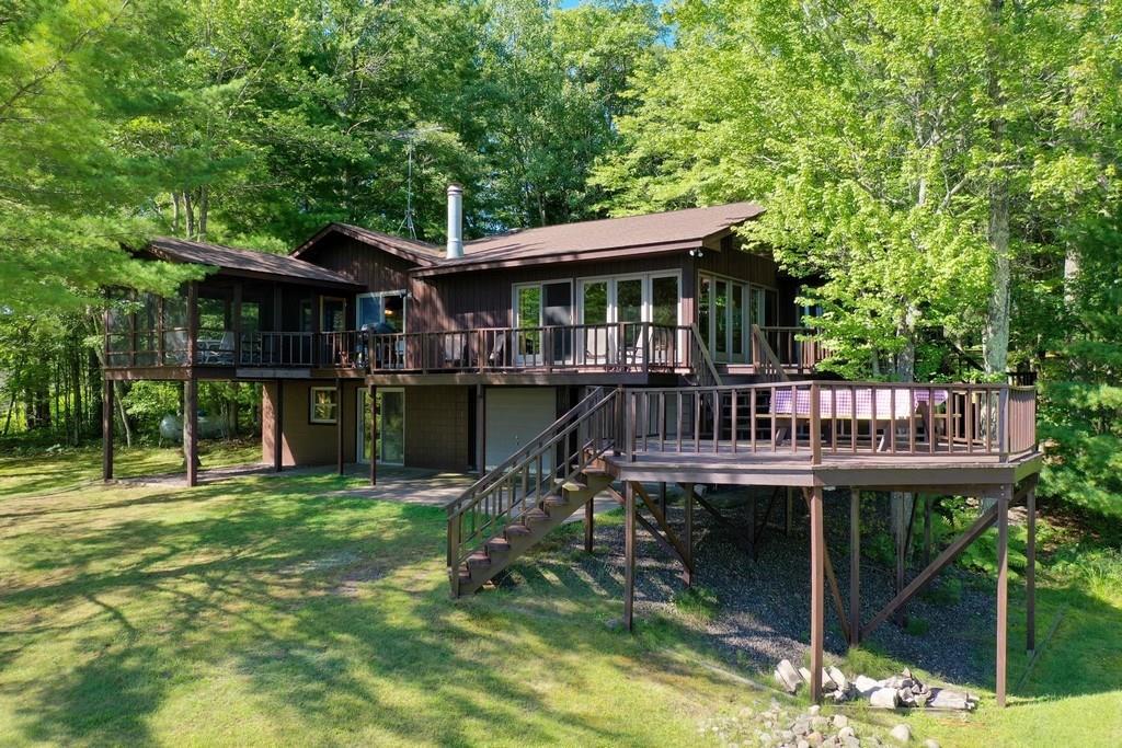 29640 S Nicaboyne Lake Road Property Photo - Danbury, WI real estate listing