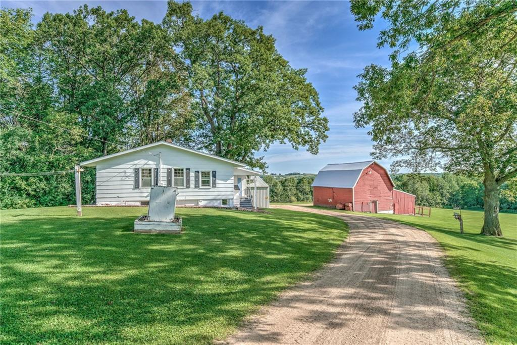 1695 State Rd 128 Property Photo - Glenwood City, WI real estate listing
