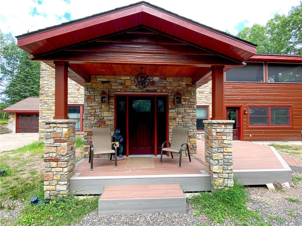 10728 Byrkit Road N Property Photo - Trego, WI real estate listing