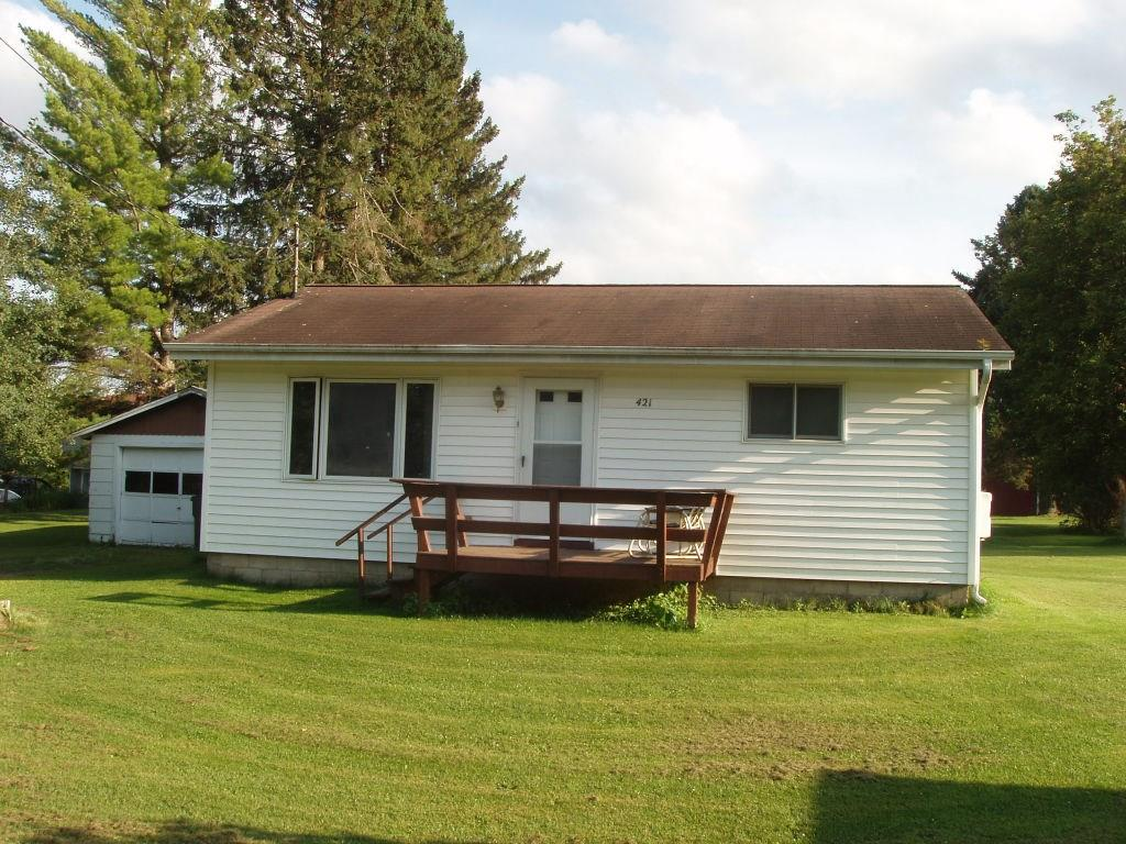 421 W Minnesota St Property Photo - Butternut, WI real estate listing