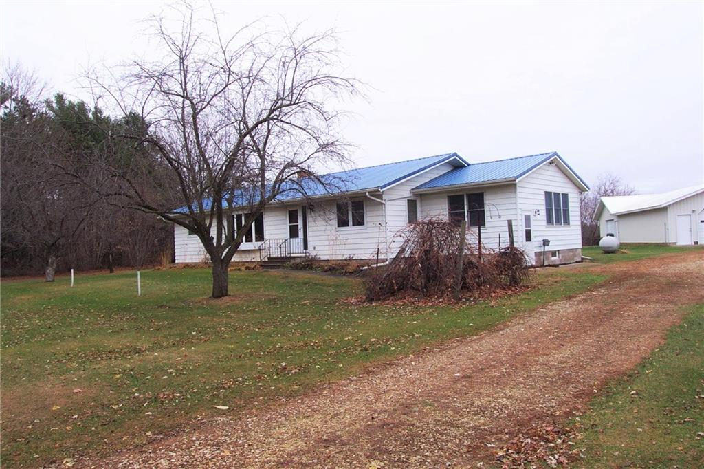 N2492 County Road C Property Photo - Menomonie, WI real estate listing