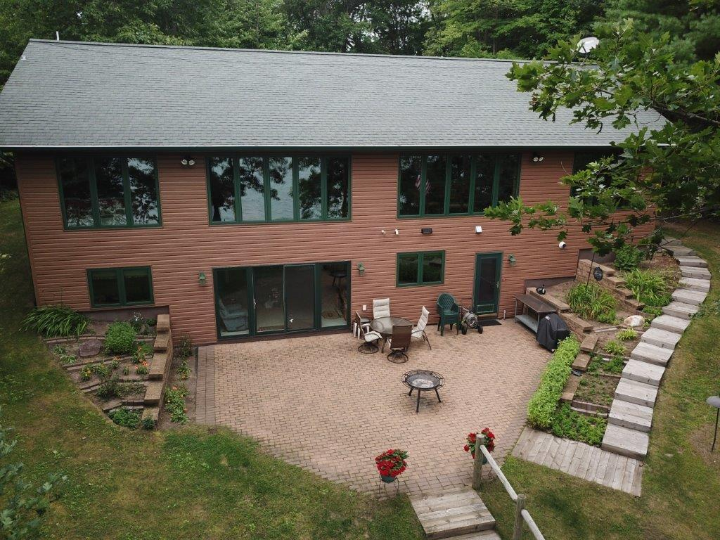 3023 County Road A Property Photo - Webster, WI real estate listing