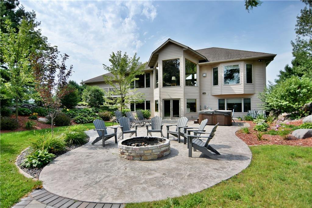 N3402 Fenander Road Property Photo - Sarona, WI real estate listing