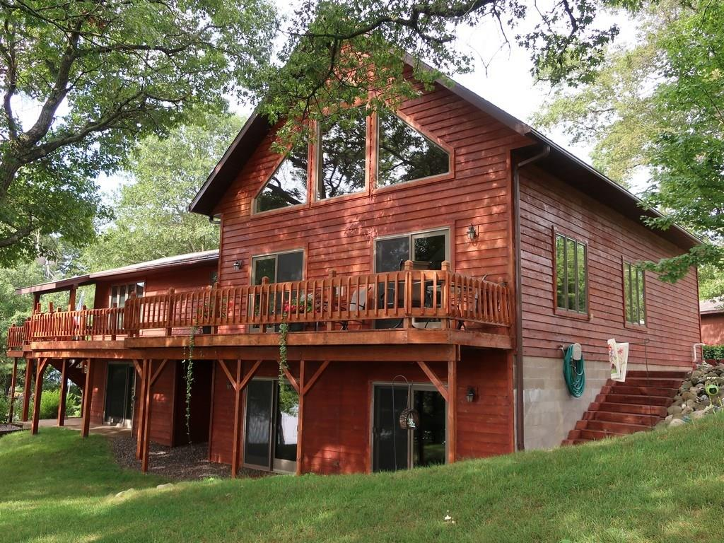 29272 Whispering Pines Road Property Photo - Danbury, WI real estate listing