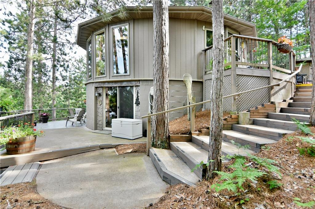 16648 S Eagle Point Road Property Photo - Minong, WI real estate listing