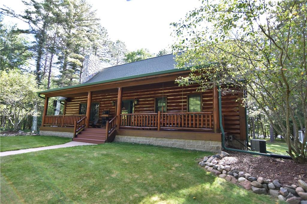 8599 N Fishtrap Lake Road Property Photo - Winter, WI real estate listing