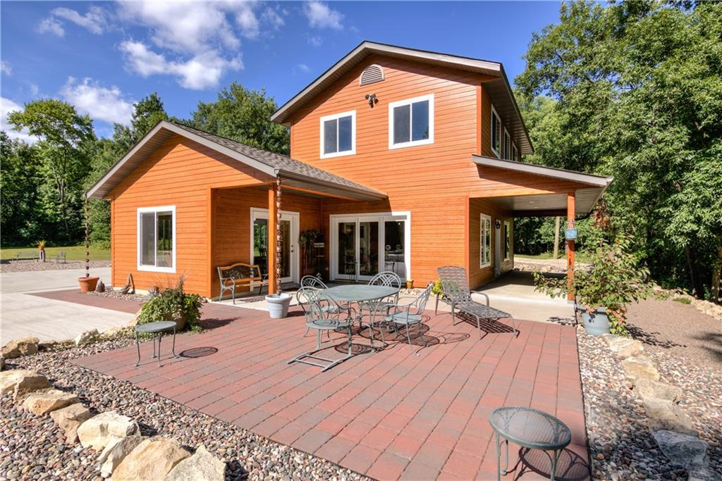 W8497 Sand Road Property Photo - Pepin, WI real estate listing