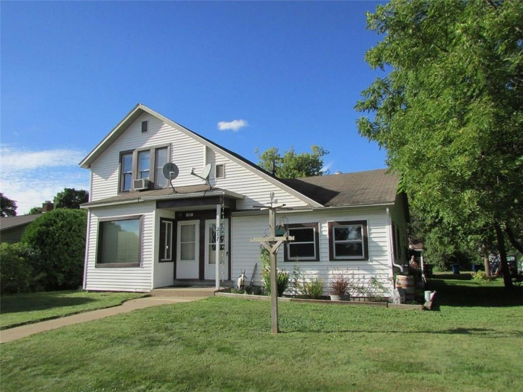 217 5th Avenue #1 & 2 Property Photo - Shell Lake, WI real estate listing