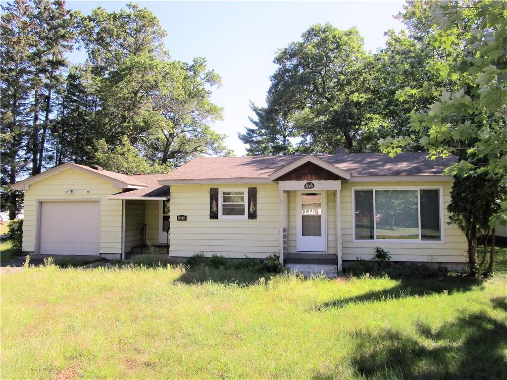 418 Park Street N Property Photo - Grantsburg, WI real estate listing