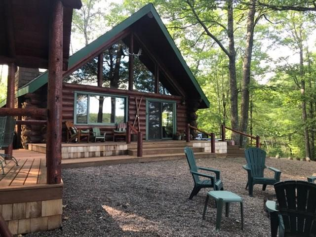 2446 N Loons Bay Road Property Photo - Weyerhaeuser, WI real estate listing
