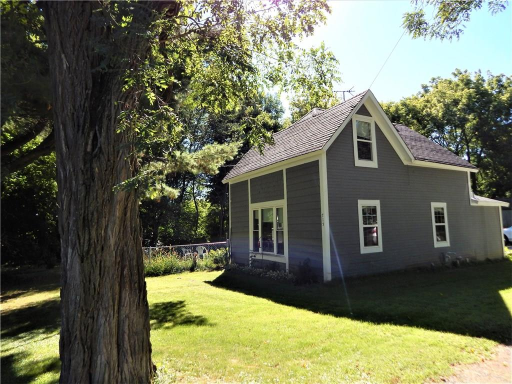 715 8th Street Property Photo - Centuria, WI real estate listing