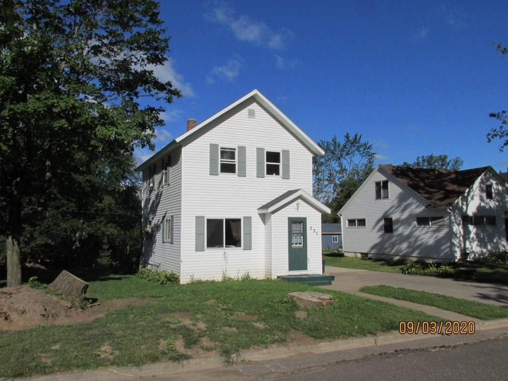 331 N Pine Street Property Photo - Cadott, WI real estate listing
