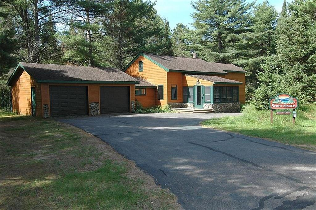 60259 Mathey Road Property Photo - Clam Lake, WI real estate listing