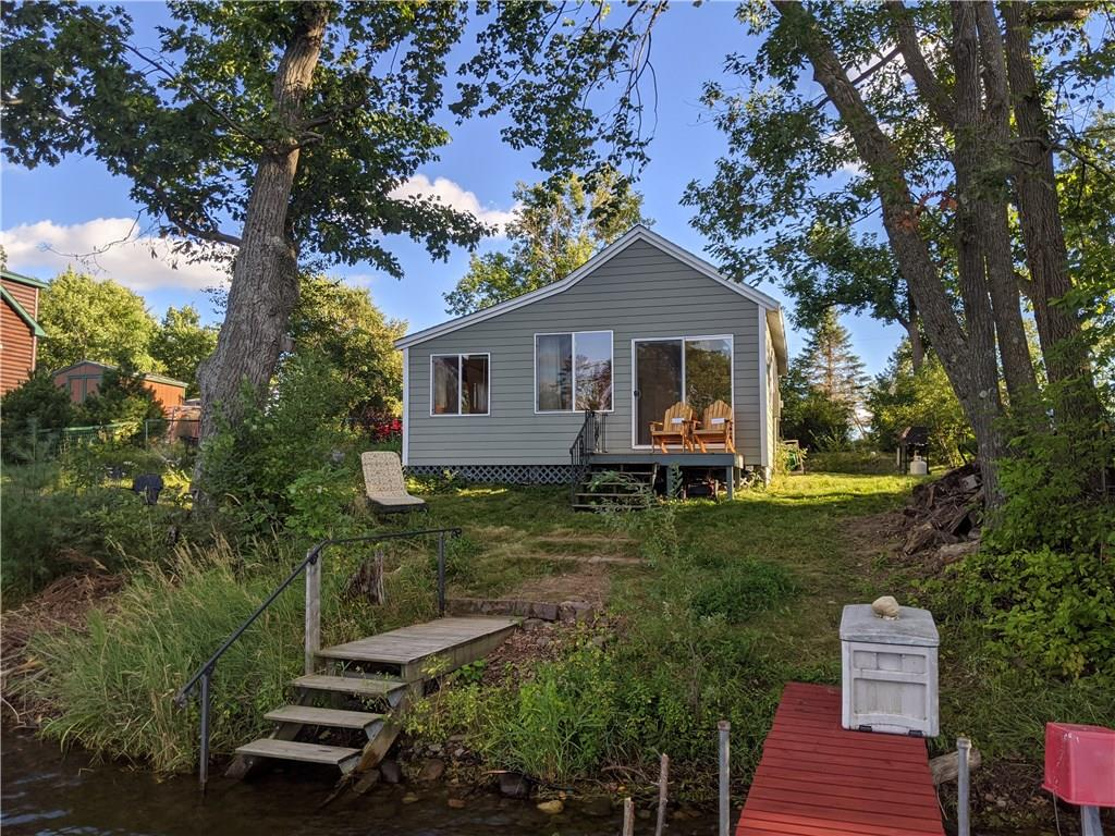 77 S Horseshoe Drive Property Photo - Turtle Lake, WI real estate listing