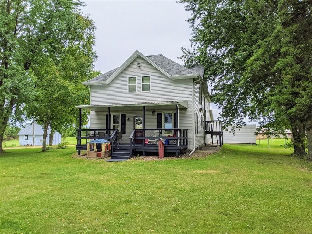 N5017 970th Street Property Photo - Elk Mound, WI real estate listing