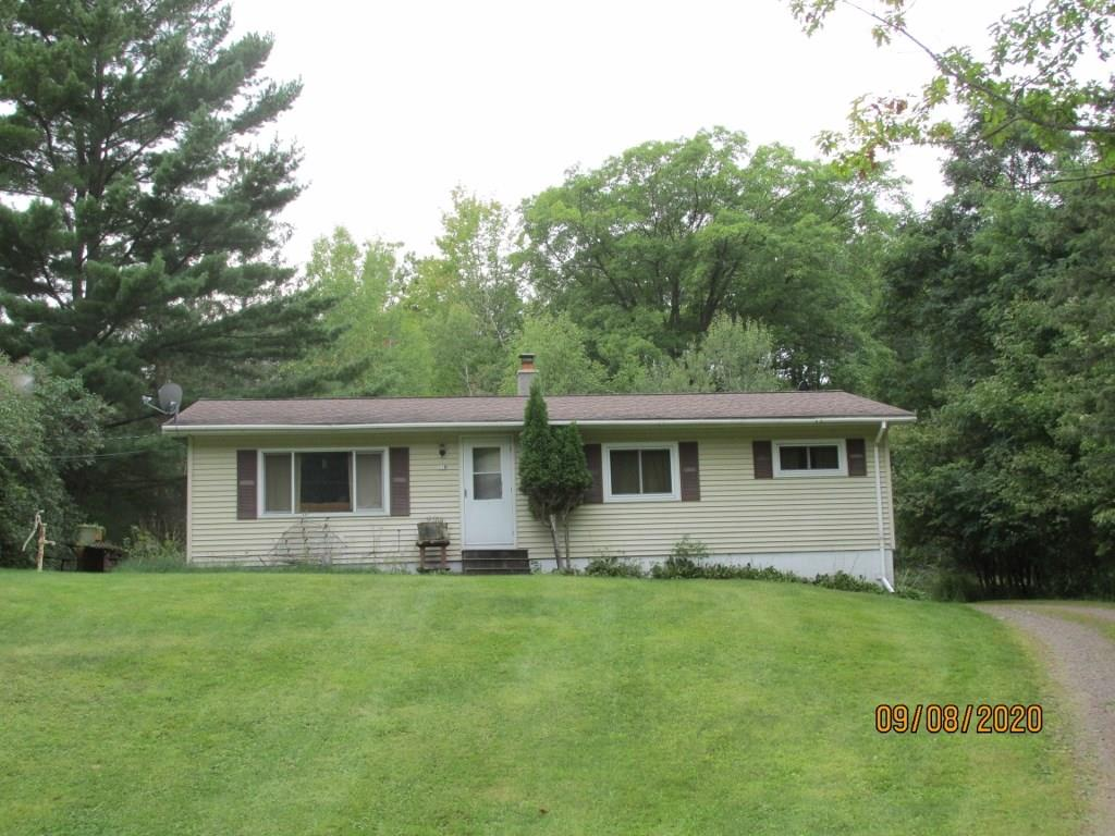220 E Townline Road N Property Photo - Cornell, WI real estate listing