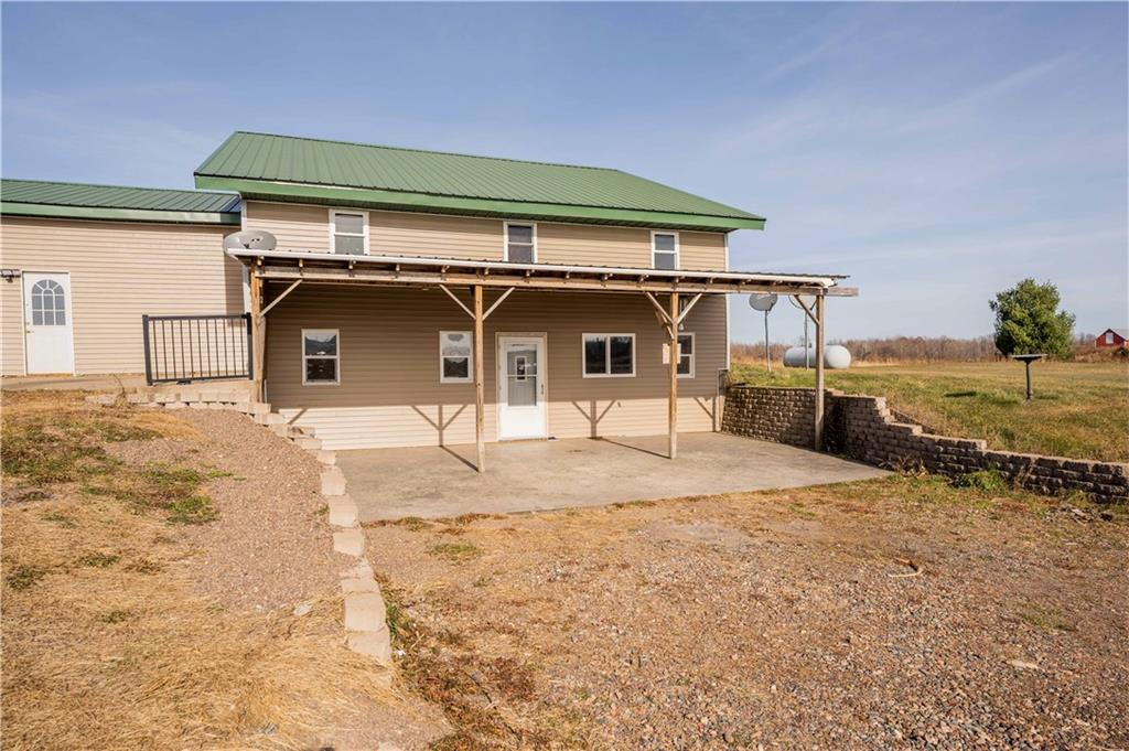 23038 County Highway Z Property Photo - Cornell, WI real estate listing