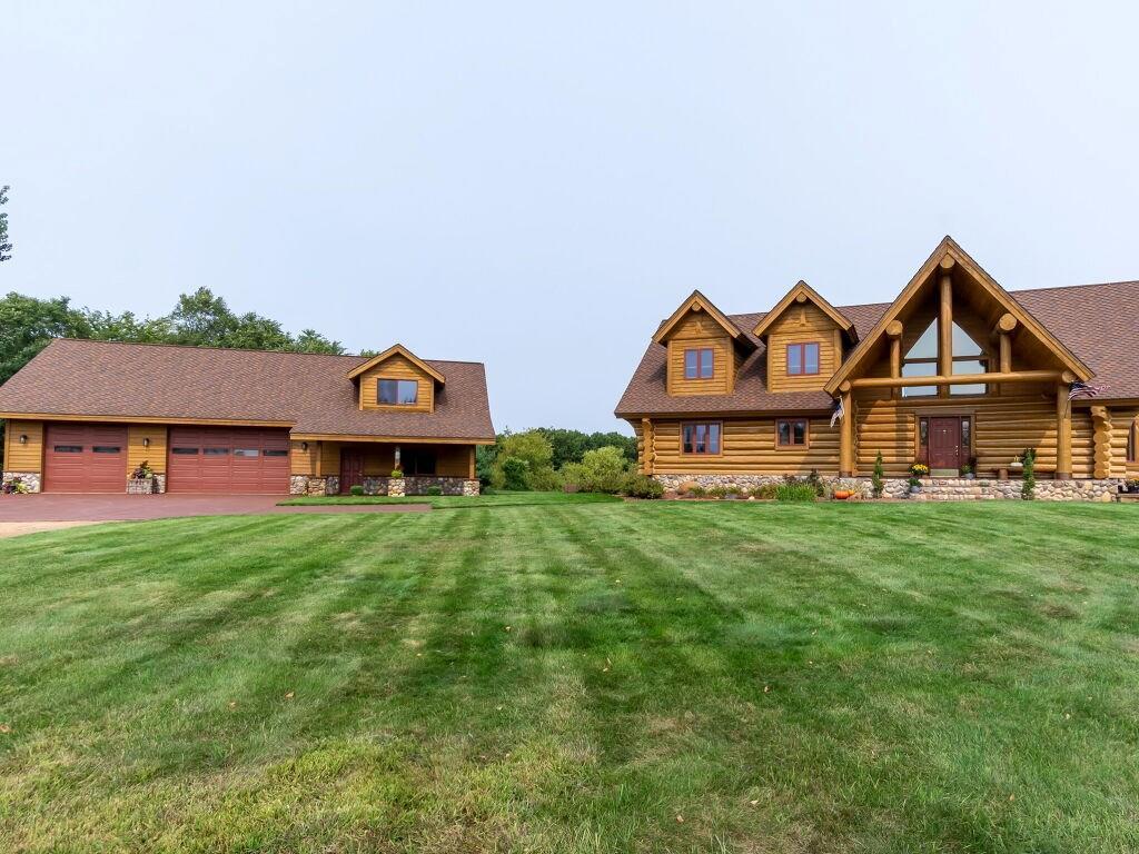 4050 N County Road H Property Photo - Elk Mound, WI real estate listing