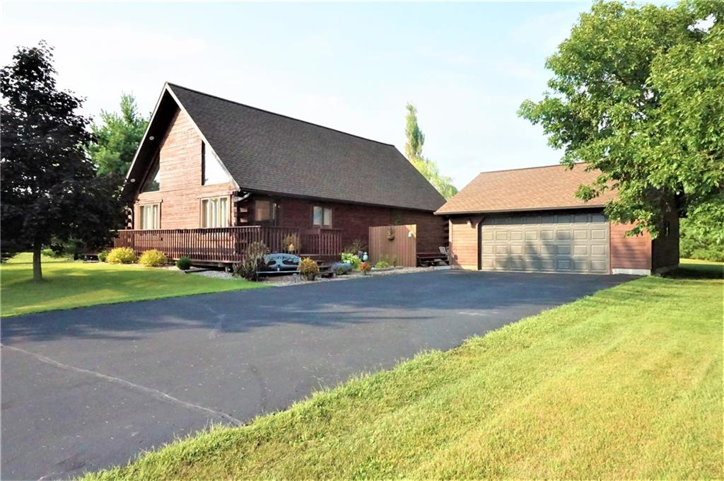 W7340 163rd Avenue Property Photo - Hager City, WI real estate listing
