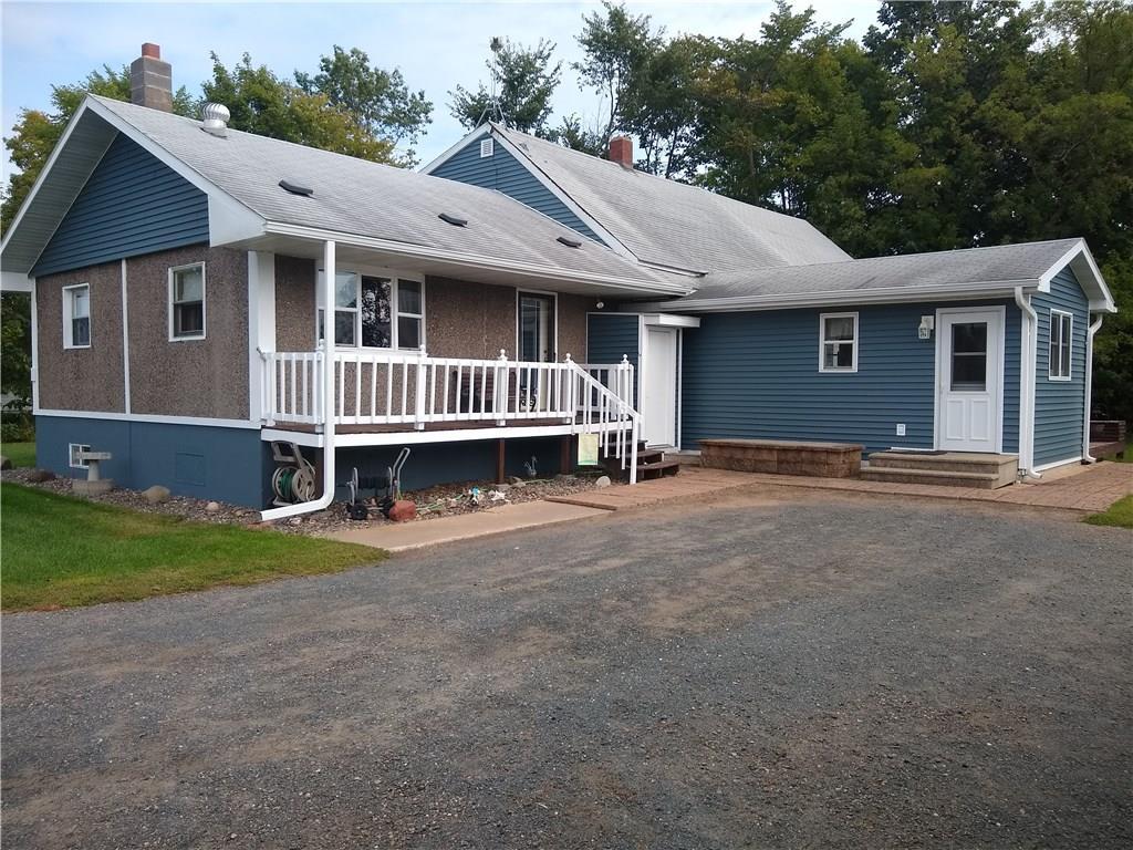 74 S Horseshoe Lake Drive Property Photo - Turtle Lake, WI real estate listing
