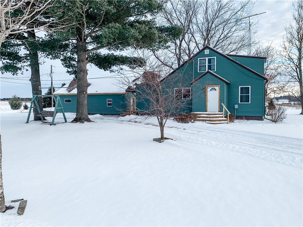 24545 State Hwy 40 Property Photo - New Auburn, WI real estate listing