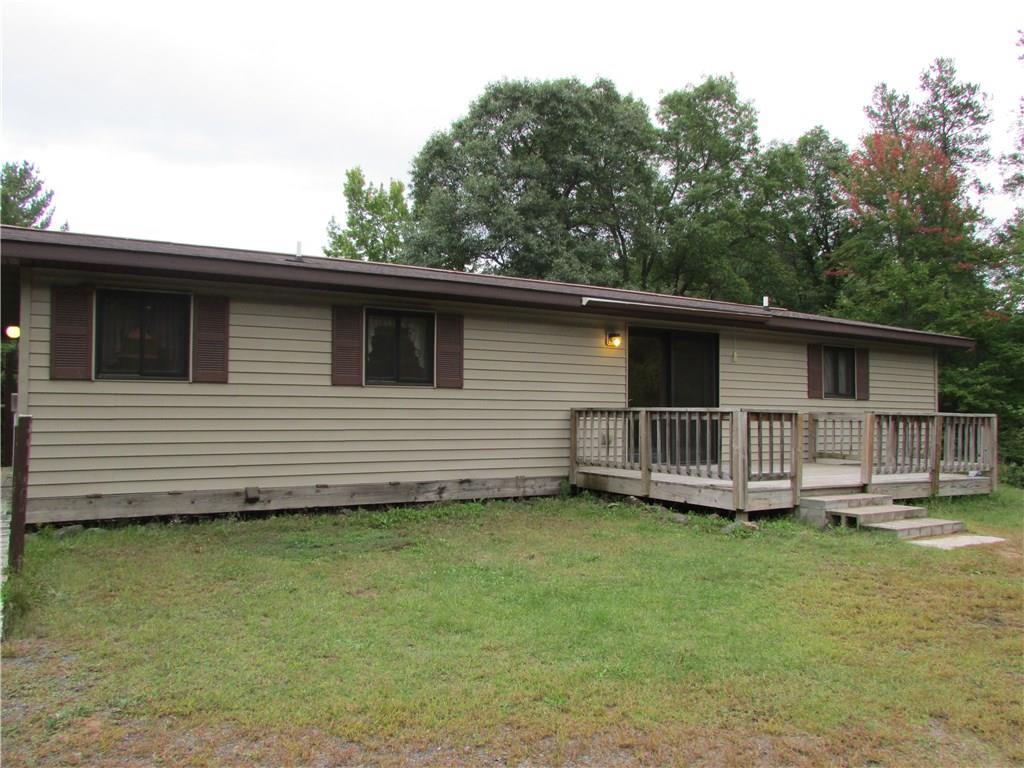 W8579 Big Bass Lake Road Property Photo - Spooner, WI real estate listing