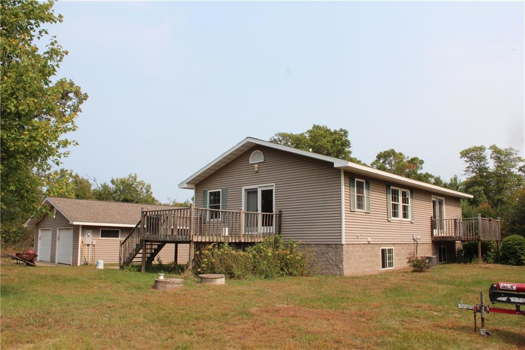 14191 Ferry Road Property Photo - Grantsburg, WI real estate listing