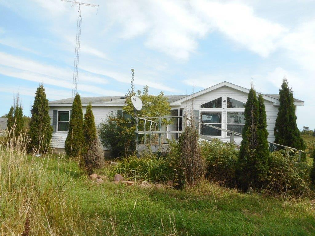 N6912 County Road M Property Photo - Hawkins, WI real estate listing