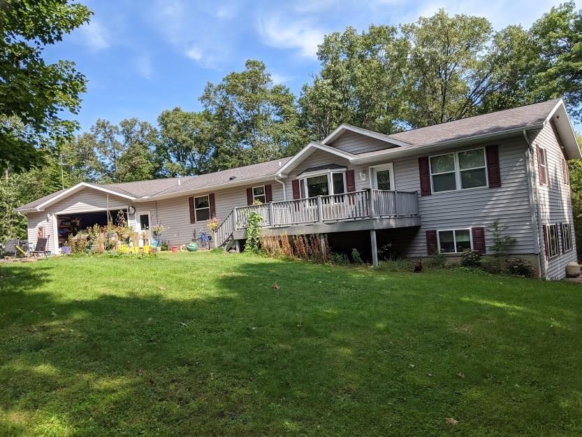 W11226 Blueberry Lane Property Photo - Bruce, WI real estate listing