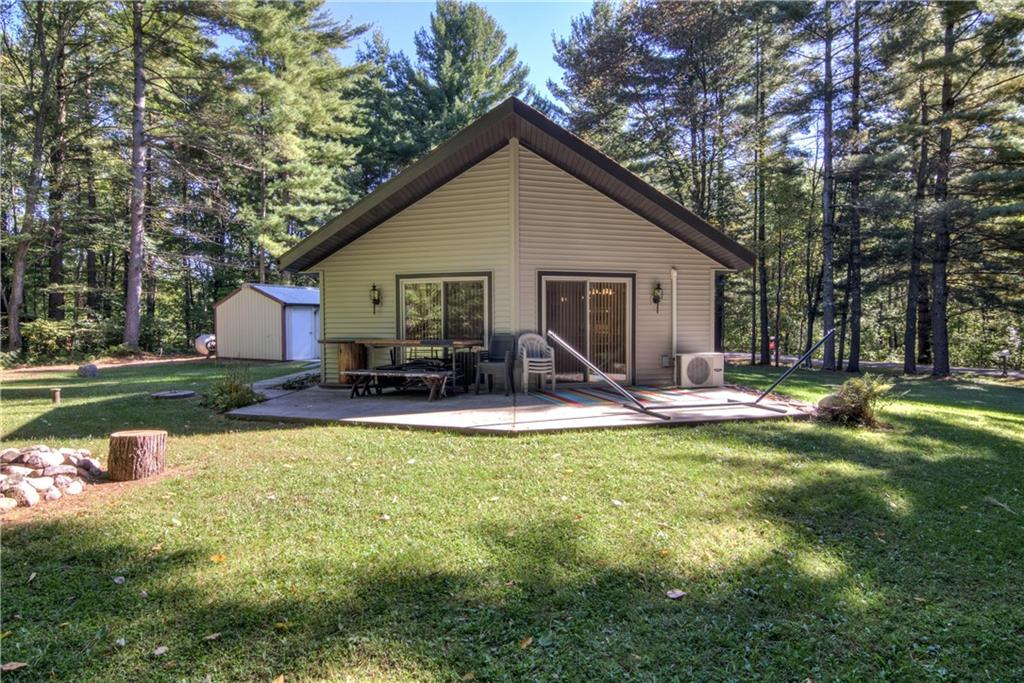 28714 294th Avenue Property Photo - Holcombe, WI real estate listing