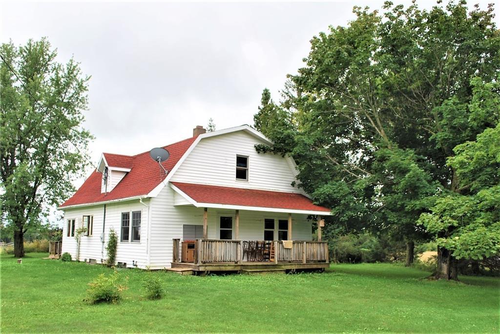 W11409 Hwy 8 Property Photo - Hawkins, WI real estate listing