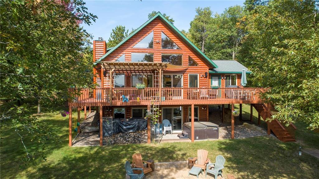 16596 S Kennedy Road Property Photo - Gordon, WI real estate listing